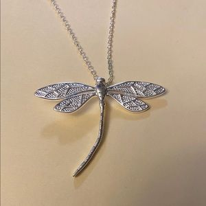 Jewelry - Dragonfly necklace